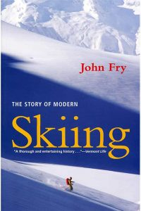 The story of modern skiing book